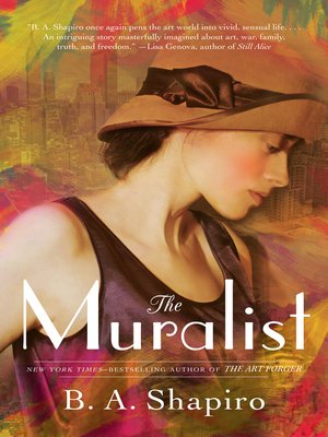 cover image of The Muralist